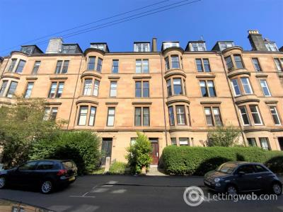 Property to rent in Ruthven Street, Dowanhill, Glasgow