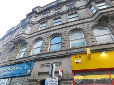 Property to rent in Whitehall Crescent, City Centre, Dundee, DD1 4AU