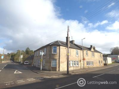 Property to rent in Lanark Road, Crossford