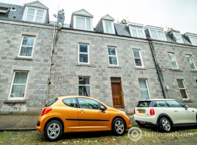 Property to rent in Ashvale Palce Aberdeen AB10