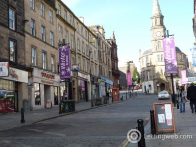 Property to rent in King Street, Stirling Town, Stirling, FK8 1DN