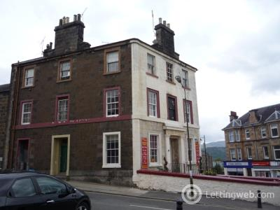 Property to rent in Queen Street, Stirling Town, Stirling, FK8 1HN