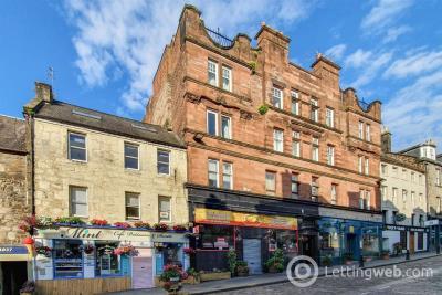 Property to rent in Baker Street, Stirling Town, Stirling, FK8 1BJ