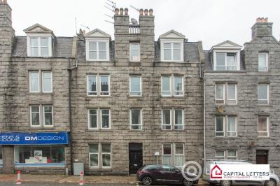 Property to rent in Rosemount Place, Aberdeen, AB25 2XR