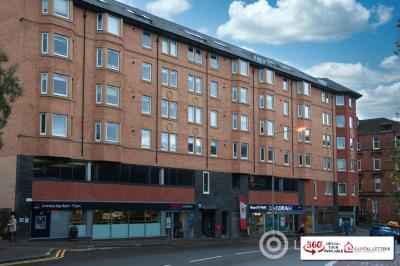 Property to rent in Queen Margaret Drive, Hillhead, Glasgow, G20 8NX