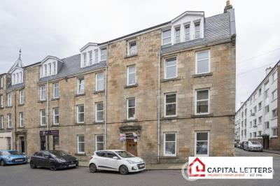 Property to rent in Bayne Street, Stirling Town, Stirling, FK8 1PQ