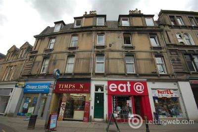 Property to rent in 16/1 Channel Street, Galashiels, TD1 1BA