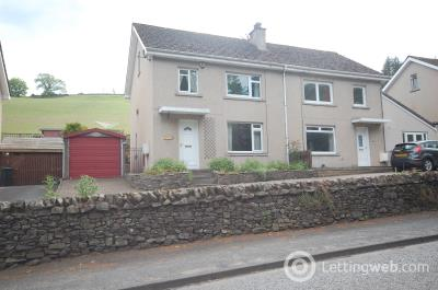 Property to rent in 257 Wood Street, Galashiels, TD1 1RB