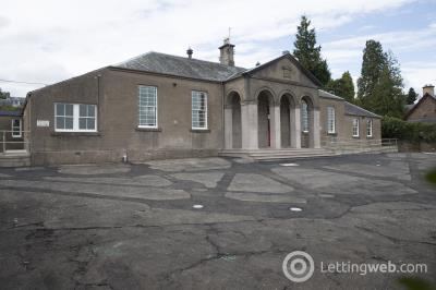 Property to rent in Flat 6, Old School Building, John Street, Blairgowrie, PH10 6GD