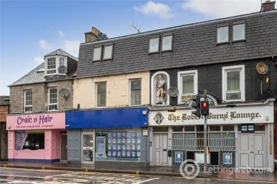 Property to rent in flat 4, 5 County Place, Perth