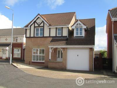 Property to rent in Holmes Park Crescent, Kilmarnock, Ayrshire, KA1