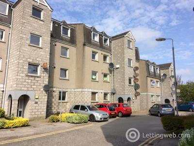 Property to rent in Caroline Apartments, Forbes Street, Rosemount, Aberdeen, AB25 2WN