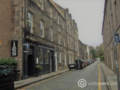 Property to rent in 8/3, Dean Street, Edinburgh, EH4 1LW