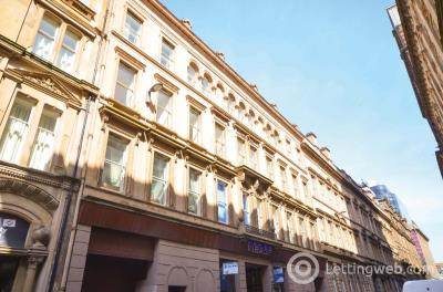 Property to rent in Miller Street, Canada Court , Merchant City, Glasgow, G1 1EB