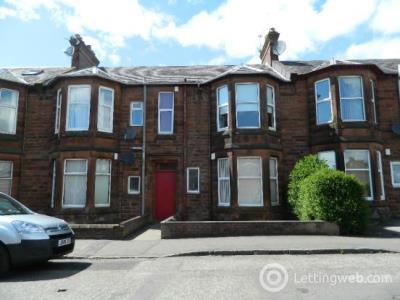 Property to rent in U/R 43 Glebe Road, Kilmarnock