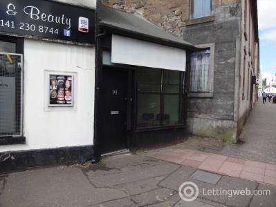 Property to rent in Townhead, Kirkintilloch