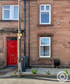 Property to rent in 47a Wallace Street, Dumfries