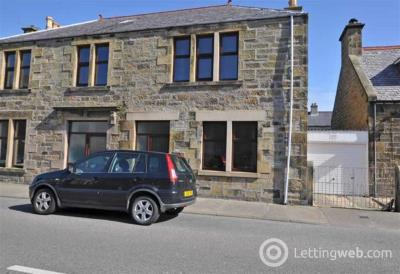 Property to rent in 23a GRANT STREET, BURGHEAD, IV30 5UF