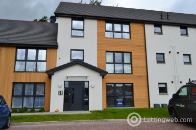 Property to rent in Riddock Gardens, Forres