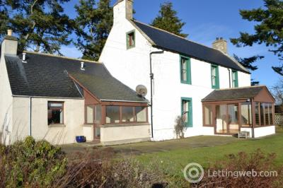 Property to rent in Craigfield Farmhouse, Forres