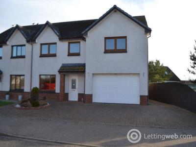 Property to rent in Bishops Court, Lossiemouth