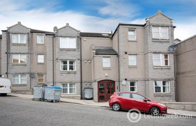 Property to rent in 98c Hardgate, Aberdeen AB11 6XB