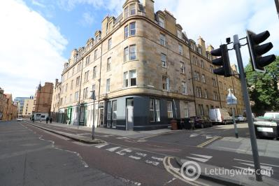 Property to rent in 2/1 Buccleuch Terrace