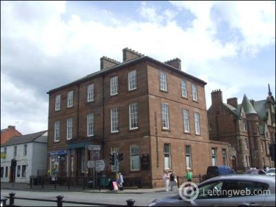 Property to rent in Flat 4, 73 High Street, Annan
