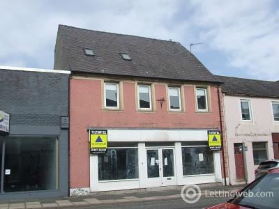 Property to rent in 108A High Street, Annan
