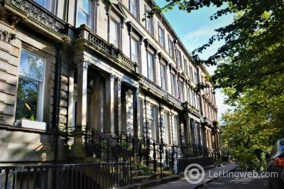 Property to rent in 17 Ruskin Terrace, Glasgow, G12 8DY