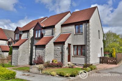 Property to rent in 34 Bethlin Mews, Kingswells, Aberdeen AB15 8GA