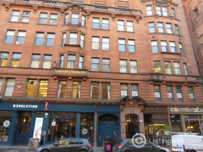 Property to rent in Commercial Property, Gordon Chambers, Mitchell Street, Glasgow, G1 3NA