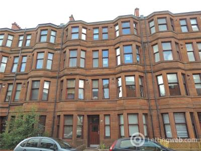 Property to rent in Flat 2/1, 10 Bouverie Street, Glasgow, Lanarkshire, G14