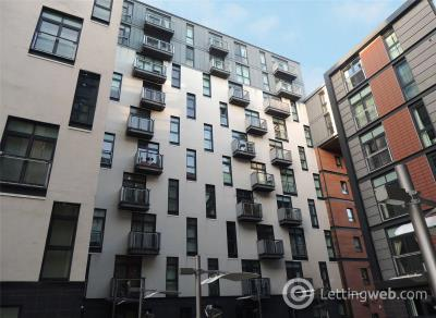 Property to rent in Flat 8/1, 23 Oswald Street, Glasgow, G1