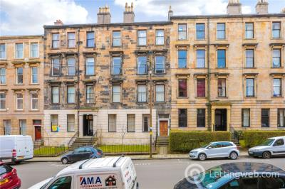 Property to rent in 2/1, 31 Kersland Street, Glasgow, Lanarkshire, G12