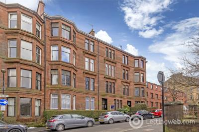 Property to rent in Flat 3/1, 21 Partickhill Road, Partickhill, Glasgow, G11