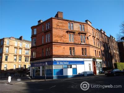 Property to rent in 2/1, 328 Woodlands Road, Glasgow, Lanarkshire, G3