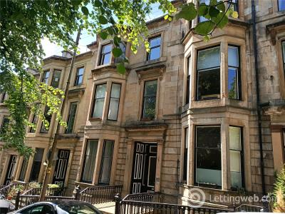 Property to rent in Flat 4, 5 Bowmont Terrace, Glasgow, Lanarkshire, G12