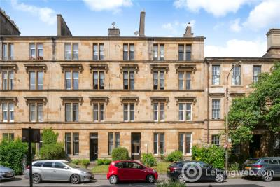 Property to rent in 3/1, 32 Bank Street, Glasgow, G12