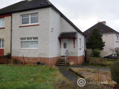 Property to rent in Burnhall Road, Wishaw, North Lanarkshire, ML2 8DG