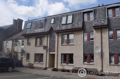 Property to rent in 36D Campbell Street, Dunfermline, KY12 0QJ