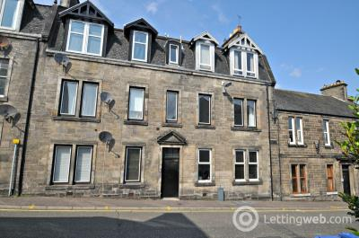 Property to rent in Flat 2, 102 Campbell Street, Dunfermline, Fife, KY12 0QL