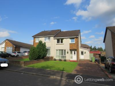 Property to rent in Langlea Avenue, Cambuslang