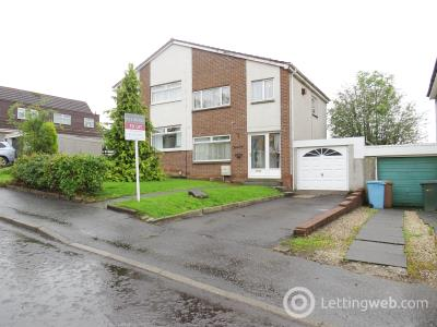 Property to rent in Kenneth Road, Motherwell