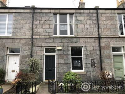 Property to rent in Hartington Road , West End, Aberdeen, AB10 6XT