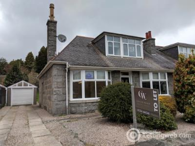 Property to rent in Ashfield Road, Cults, Aberdeen, AB15 9NQ