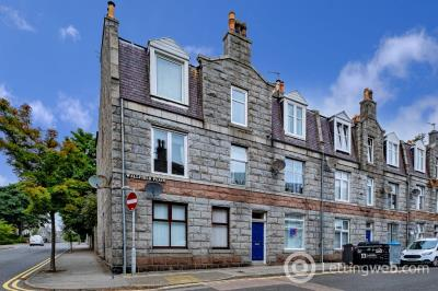 Property to rent in Wallfield Place, Rosemount, Aberdeen, AB25 2JP