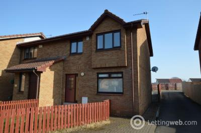 Property to rent in Dave Barrie Avenue, Larkhall, South Lanarkshire, ML9 1DW