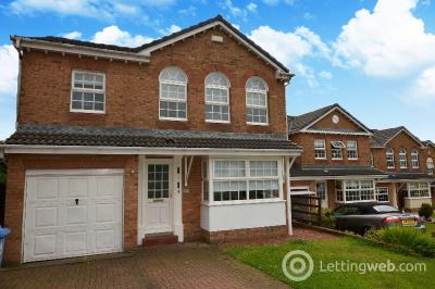Property to rent in Strathnairn Way, Hairmyres, East Kilbride, South Lanarkshire, G75 8FT