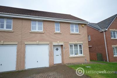 Property to rent in Brodie Drive, Baillieston, Baillieston, Glasgow, G69 6FB